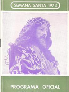 PROGRAMA OFICIAL 1973