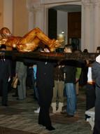 Crucificado de Santa Teresa 2006