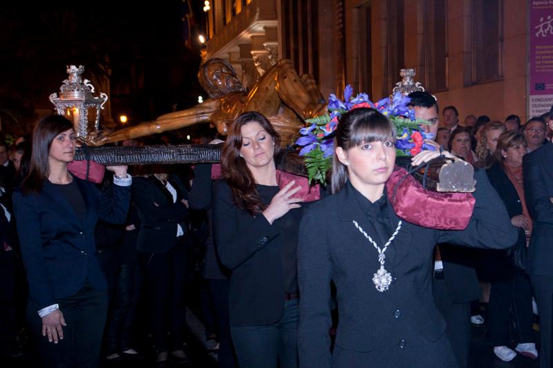 Crucificado Santa Teresa 2012