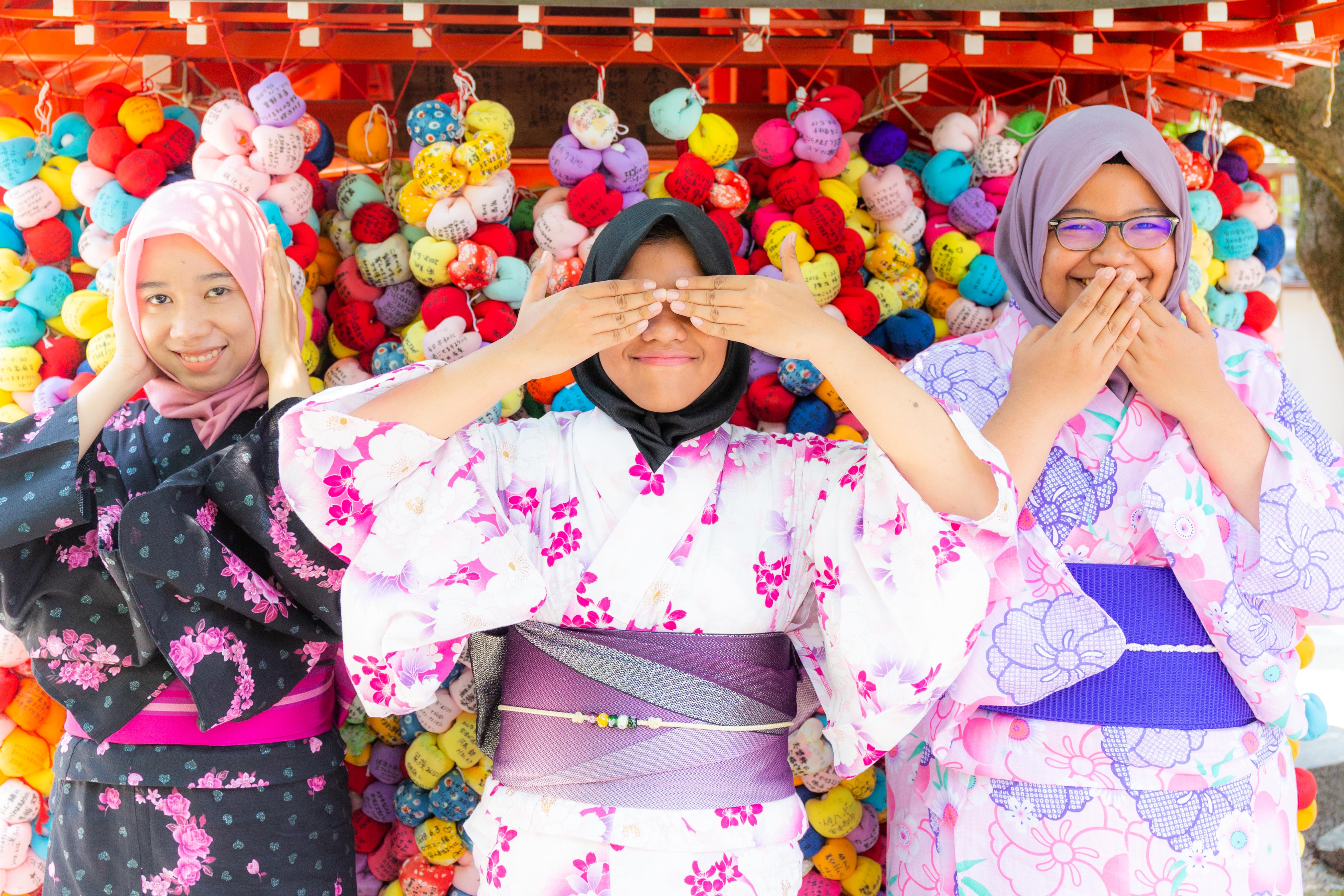 Shooting Photo Kyoto Indonesia