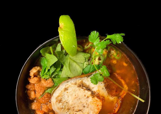 Regular fideo soup