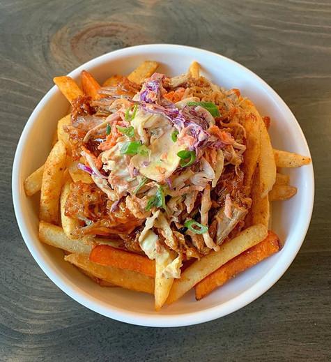 TEPEZCOHUITE | Pulled Pork Fries