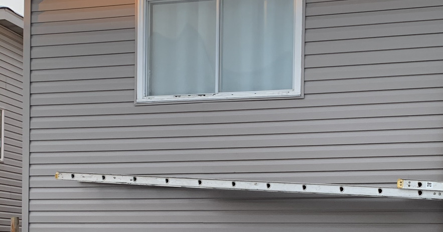 Completed Service : Repair (Siding)