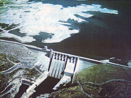 A Pictorial History of Folsom Dam