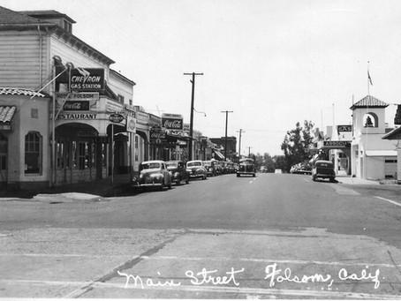 Folsom's Haunted History