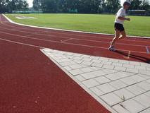 Heropening van atletiekbaan Hulst