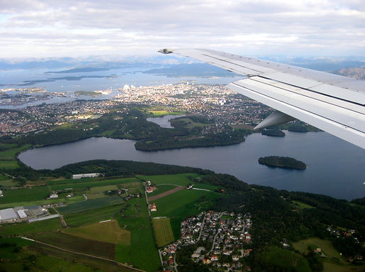 Stavanger to Bergen