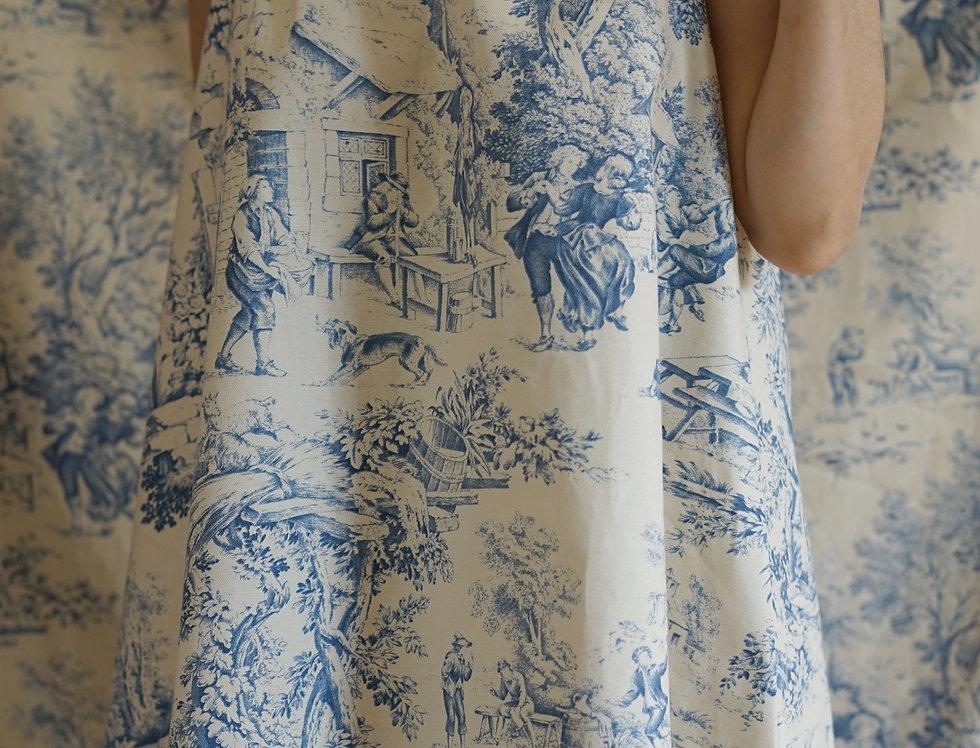 The Pastoral mini dress