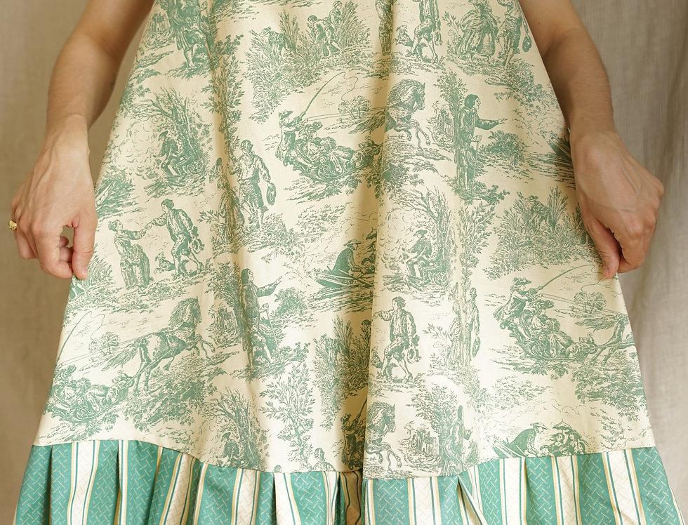 One-of-a-kind dress