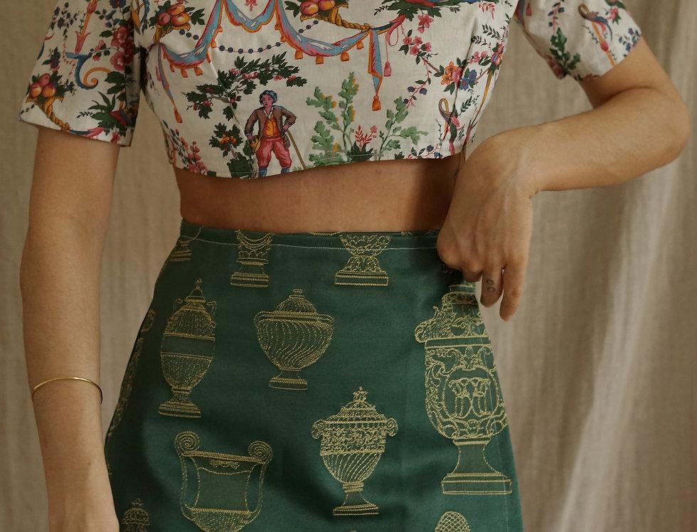 the Urn skirt