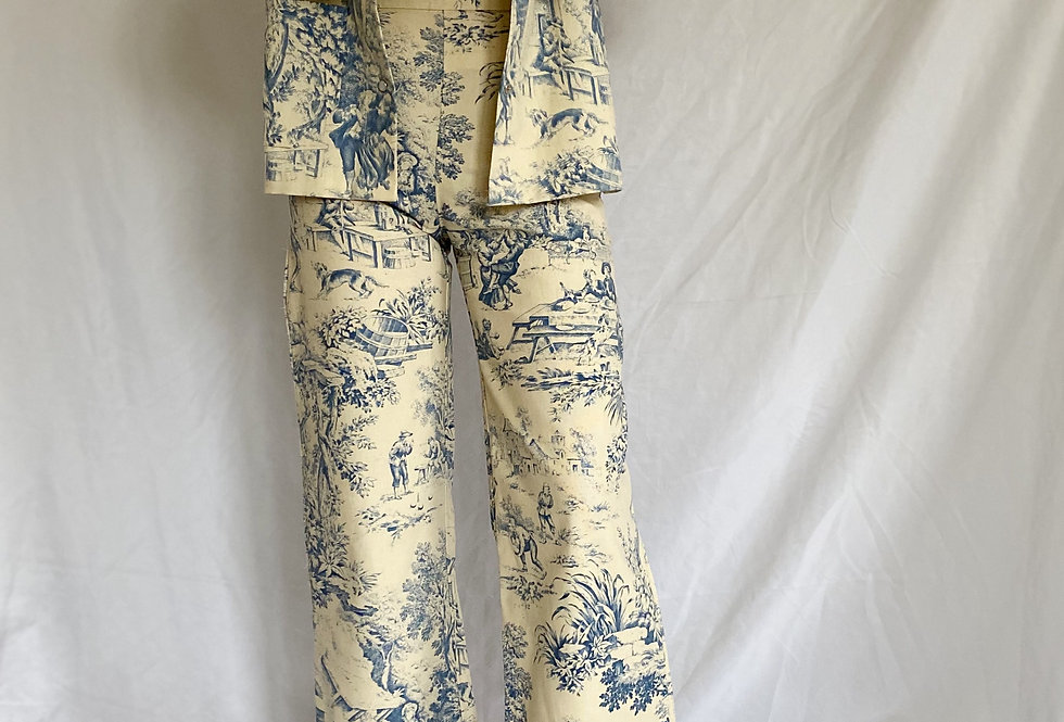 The pastoral trousers