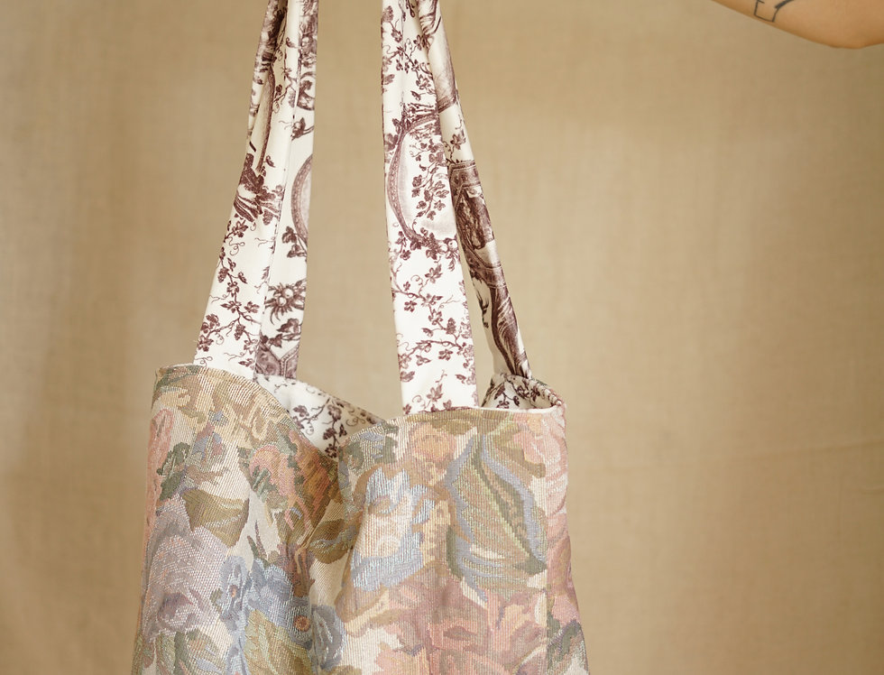 One-of-a-kind bag