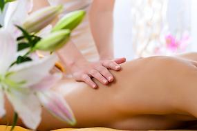 Massage, Gesichtsbehandlung