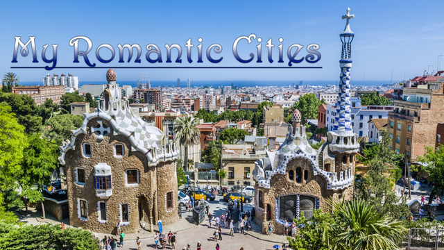 My Romantic Cities