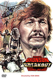 Breakout Charles Bronson Robert Duvall Jill Ireland Movie Film Classic