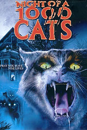 Night of a 1000 Cats Movie Film Classic