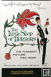 Little Shop of Horrors Comedy Movie Film Classic