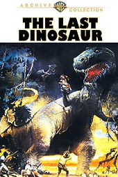 The Last Dinosaur Movie Film Classic