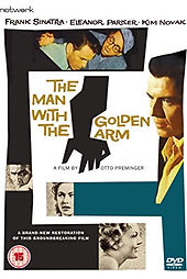 The Man With The Golden Arm Gun Frank Sinatra Movie Film Classic