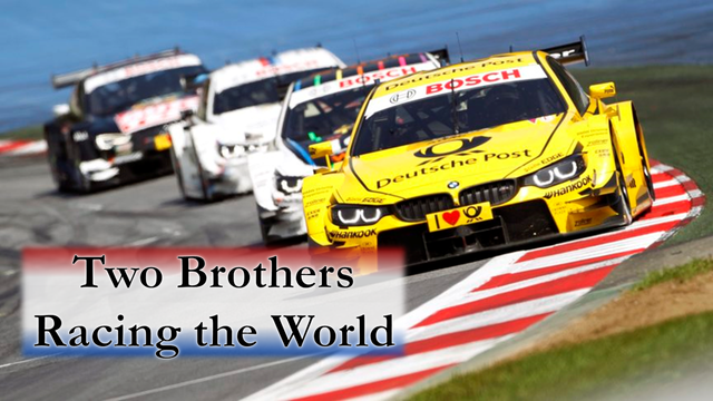 2 Brothers Racing The World