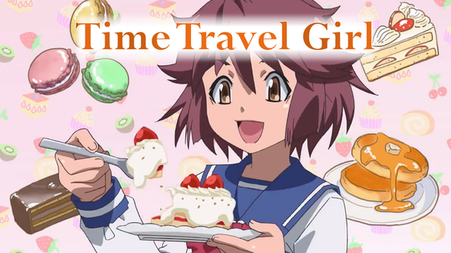 Time Travel Girl