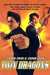 Jackie Chan Twin Dragons Movie Film Classic