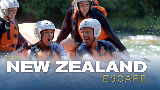 Our New Zealand Escape