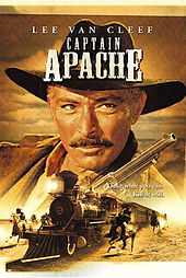 Captain Apache Lee Van Cleef Carroll Baker Stuart Whitman Movie Film Classic