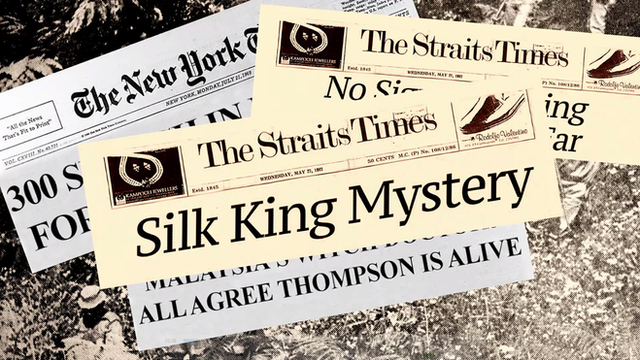 Who Killed Jim Thompson, the Thai Silk King?