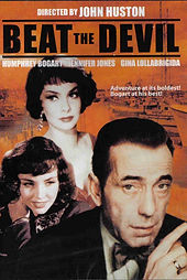 Beat The Devil John Huston Movie Film Classic