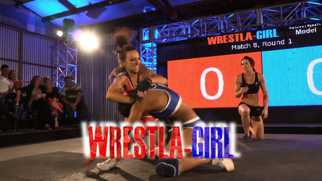 Wrestla Girl