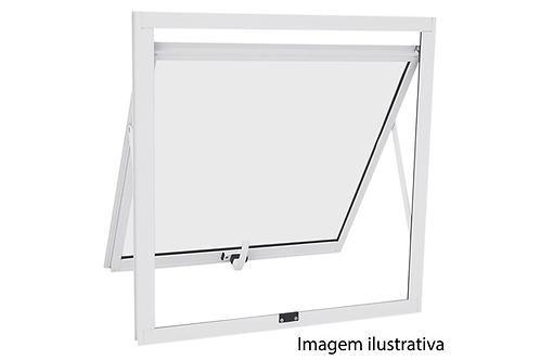 Maxi-ar Alúminio   60x60 branca sem grade