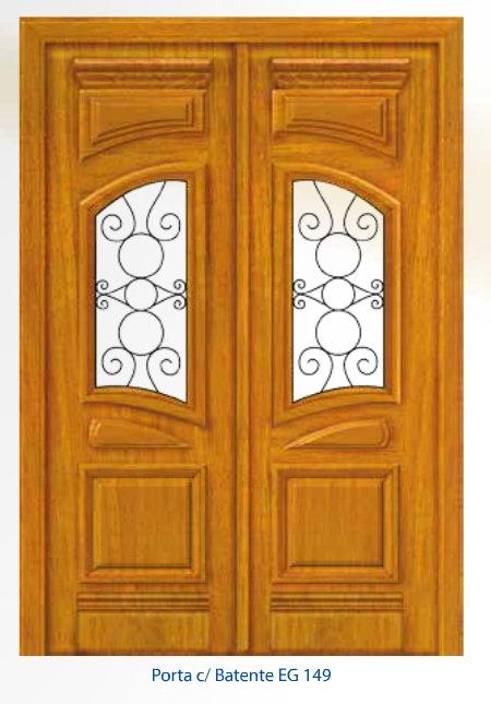 Porta Externa Dupla EG149