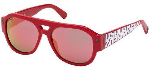 DSQUARED2 LOGO BRYCE DQ 0358
