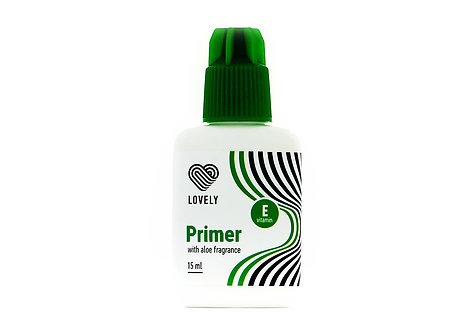 Primer Lovely with the aroma of Aloe, 15ml