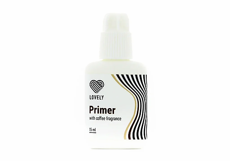 Primer Lovely with the aroma of coffee, 15 ml