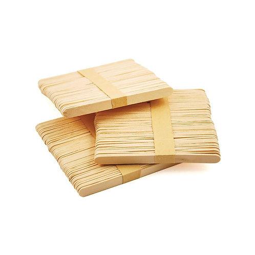 Wooden spatula (50 pieces)