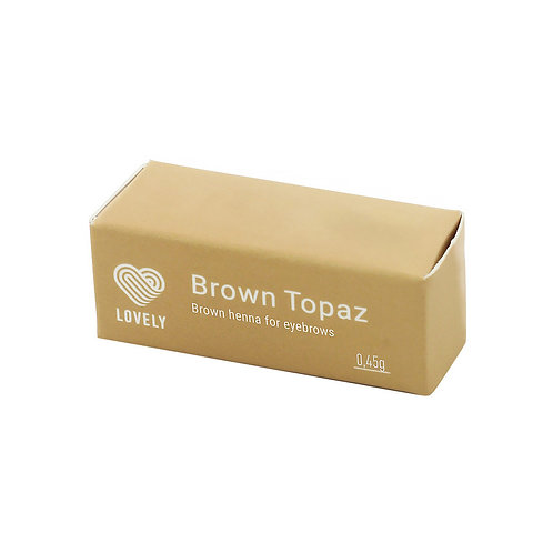Henna for eyebrows 1 capsule (0,45 g.)
