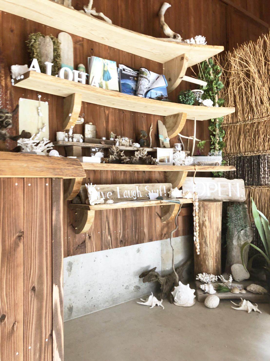 島の海を感じさせるハンドメイド雑貨pua otaneの商品