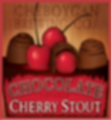 Chocolate Cherry Graphic New with border