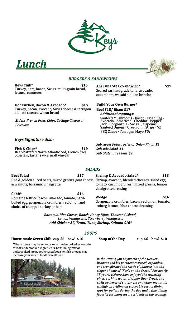 Microsoft Word - Lunch Menu Fall-Winter