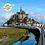Thumbnail: Journée découverte du Mont-Saint-Michel - Moins de 10 ans
