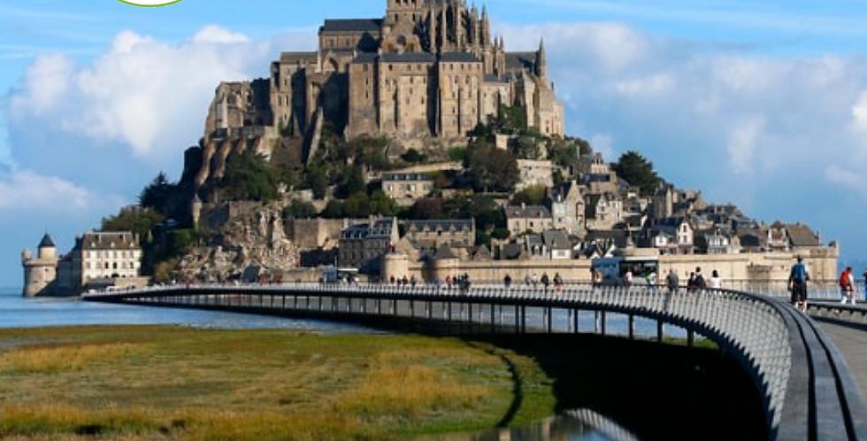 Journée découverte du Mont-Saint-Michel - Moins de 10 ans