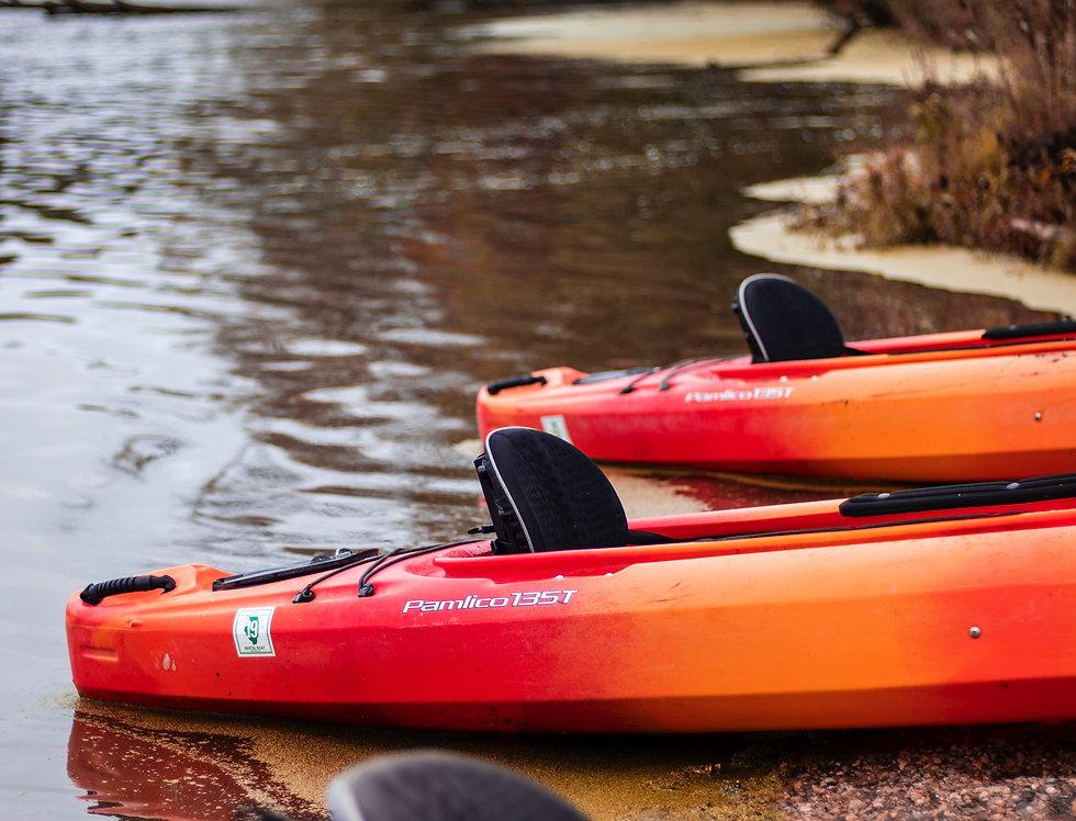 Découverte du Mont-Saint-Michel et canoë kayak - 1j / 1pers