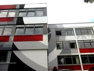 GEMÜ Zentrale, Criesbach