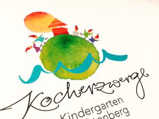Logodesign Kocherzwerge