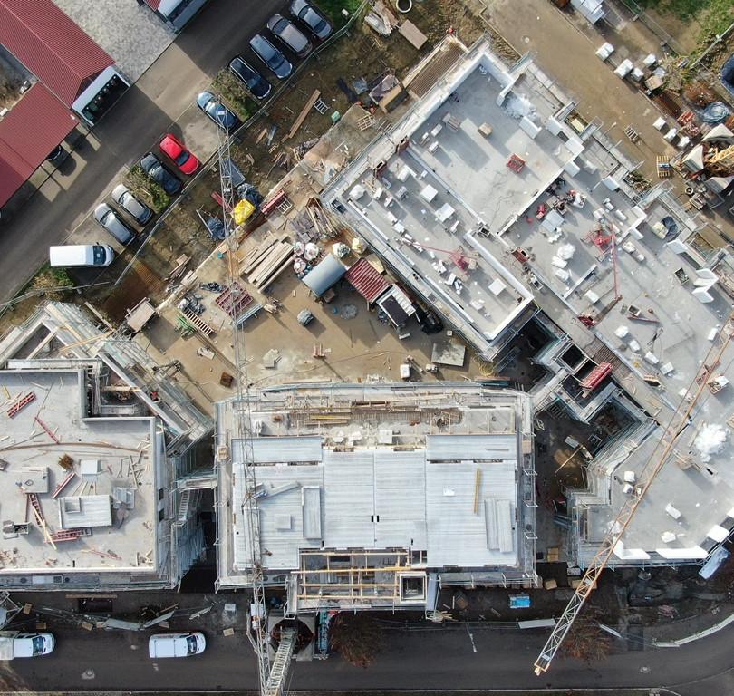 Übersicht Baufortschritt gesamt 13.11.