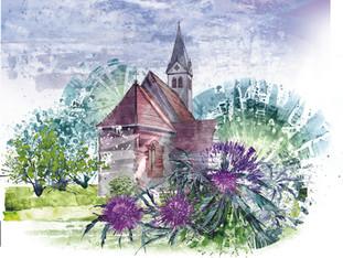 Illu St. Anna Kapelle Mulfingen