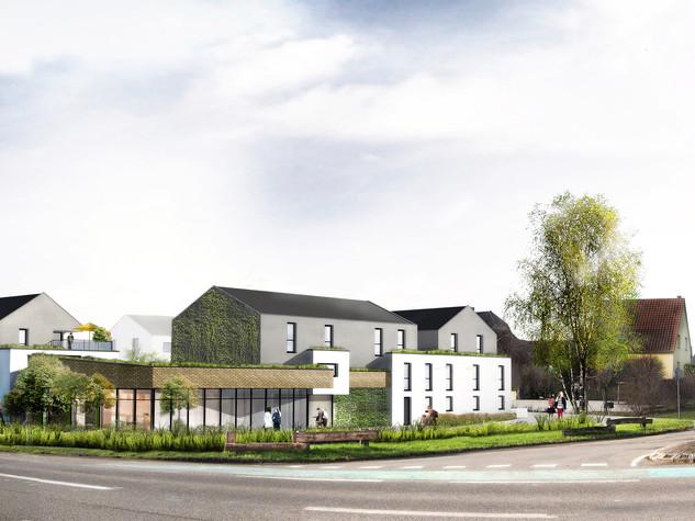 AA+_Architecture - Projet Quintessence_Icade_Griesheim-sur-souffel