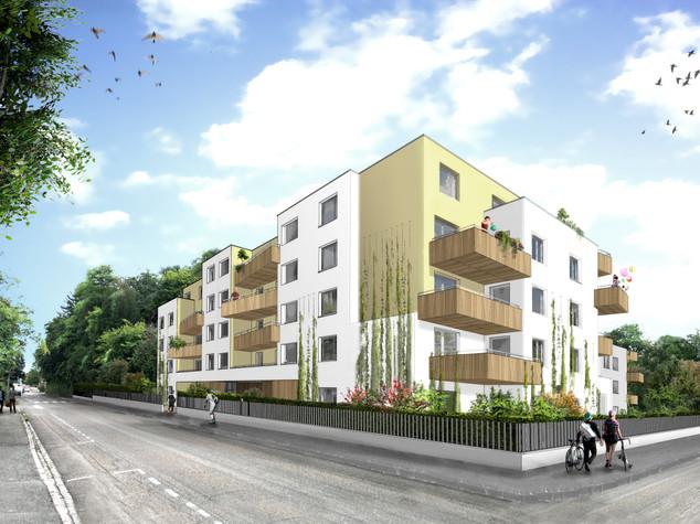 AA+_Architecture - Projet Coeur Boisé_Cogedim_Haguenau